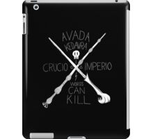 Words Can Kill iPad Case/Skin