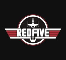 Red Five by Blair Campbell