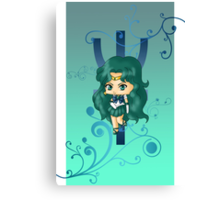 Chibi Sailor Neptune Canvas Print
