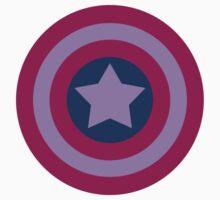 Captain America Pride (bisexual edition) by NikkiHomicide