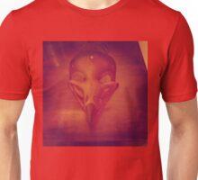 hawk mask Unisex T-Shirt