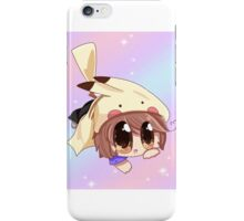Kawaii Pikachu costume - Throw Pillow  iPhone Case/Skin