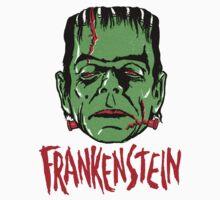 FRANKENSTEIN - Vintage 1960's Style! by ManiYackMonster