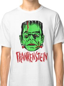FRANKENSTEIN - Vintage 1960's Style! Classic T-Shirt
