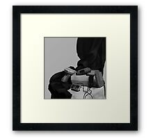 Still Life with Zapper Framed Print
