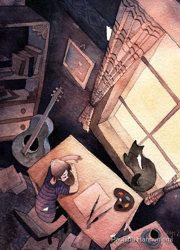 Time to Wake Up by Pauliina Hannuniemi