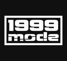 1999 Mode - White by StarzeroDigital
