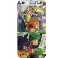 Uncle Banana come back home! iPhone Case/Skin
