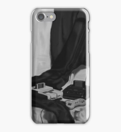 A Tale of Two Houses iPhone Case/Skin