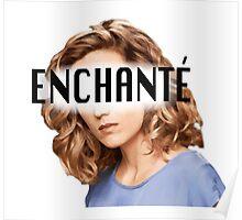 Delphine - Enchanté Poster