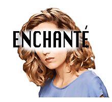 Delphine - Enchanté Photographic Print
