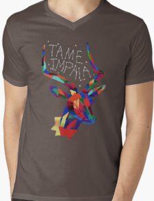 Tame Impala Deer Mens V-Neck T-Shirt