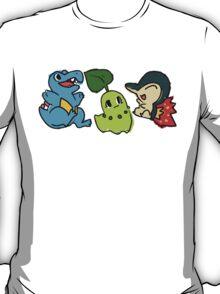 CUTE JOHTO TRIO T-Shirt