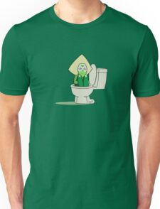 Peridot in the Toilet Unisex T-Shirt