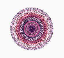 Purple Swirl Unisex T-Shirt