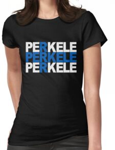 Perkele Womens Fitted T-Shirt