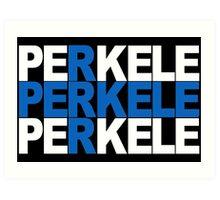 Perkele Art Print