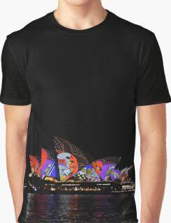 Vivid 2016 Opera House 36 Graphic T-Shirt