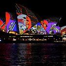 Vivid 2016 Opera House 36 by Jane Holloway