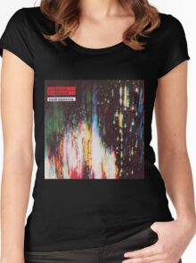 cabaret voltaire red mecca Women's Fitted Scoop T-Shirt