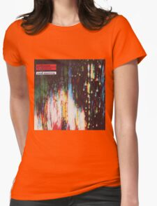 cabaret voltaire red mecca Womens Fitted T-Shirt
