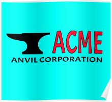 ACME Anvil Corporation Poster