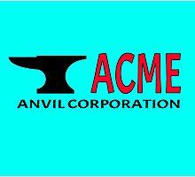 ACME Anvil Corporation Photographic Print