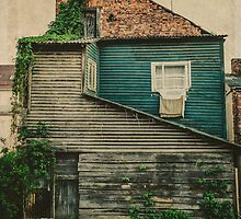 Old House by Errne