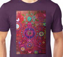 Meditating Skeleton Unisex T-Shirt