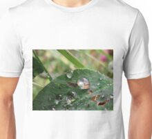 Rain Drops Unisex T-Shirt