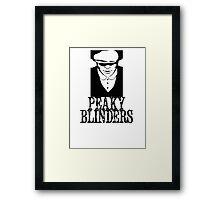 The Peaky Blinders Framed Print