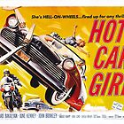 Hot Car Girl  by Mcflytrek