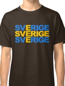 Sverige Classic T-Shirt