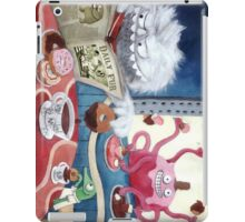Yeti and Morning Coffee iPad Case/Skin