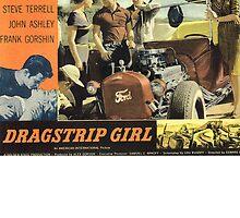 Drag Strip Girl by Mcflytrek