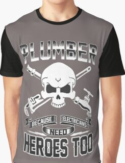 PLUMBER Graphic T-Shirt