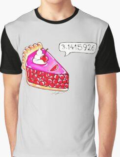 Cherry Pie Pi Graphic T-Shirt