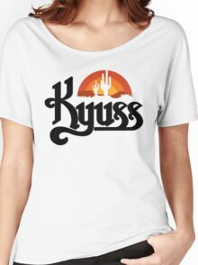 Kyuss Black Widow Women's Relaxed Fit T-Shirt