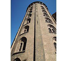 The Round Tower: Copenhagen Photographic Print