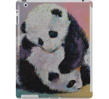 Baby Panda Rumble iPad Case/Skin