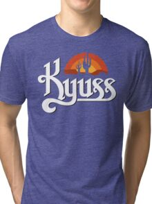 Kyuss Black Widow Tri-blend T-Shirt