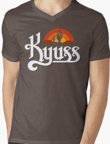 Kyuss Black Widow Mens V-Neck T-Shirt