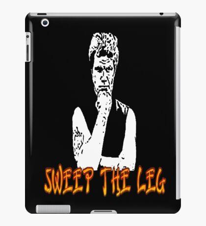 Karate Kid: Sweep the Leg! iPad Case/Skin