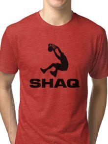 Shaquille Rashaun O'Neal Tri-blend T-Shirt