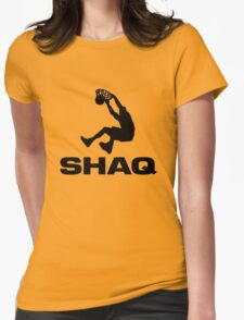 Shaquille Rashaun O'Neal Womens Fitted T-Shirt