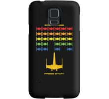 Star Invaders Samsung Galaxy Case/Skin