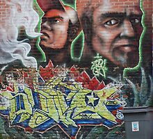 Graffiti Lille by Devoid2015