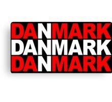 Danmark Canvas Print