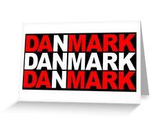 Danmark Greeting Card