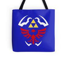 Hylian Shield - Legend of Zelda Tote Bag